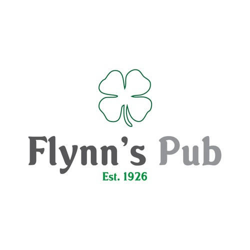 Irish Pub Logo