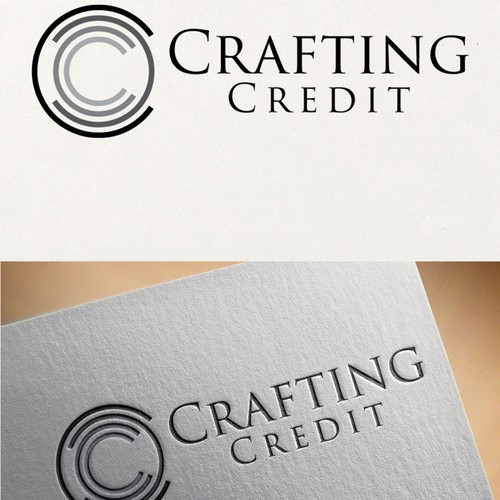 Crafting Credit Logo Design