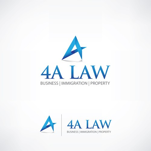 logo for 4A LAW