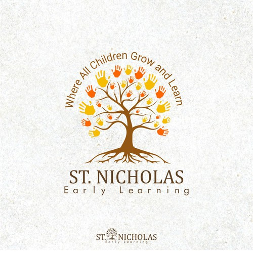 Logo for Inclusive, Affordable, High-Quality Urban Child Learning Center