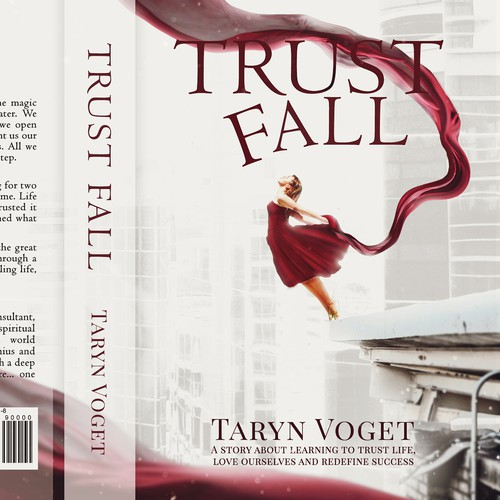 Trust Fall - Book cover