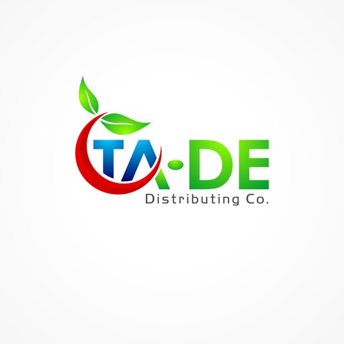 Create the next logo for Ta-De Distributing Co.