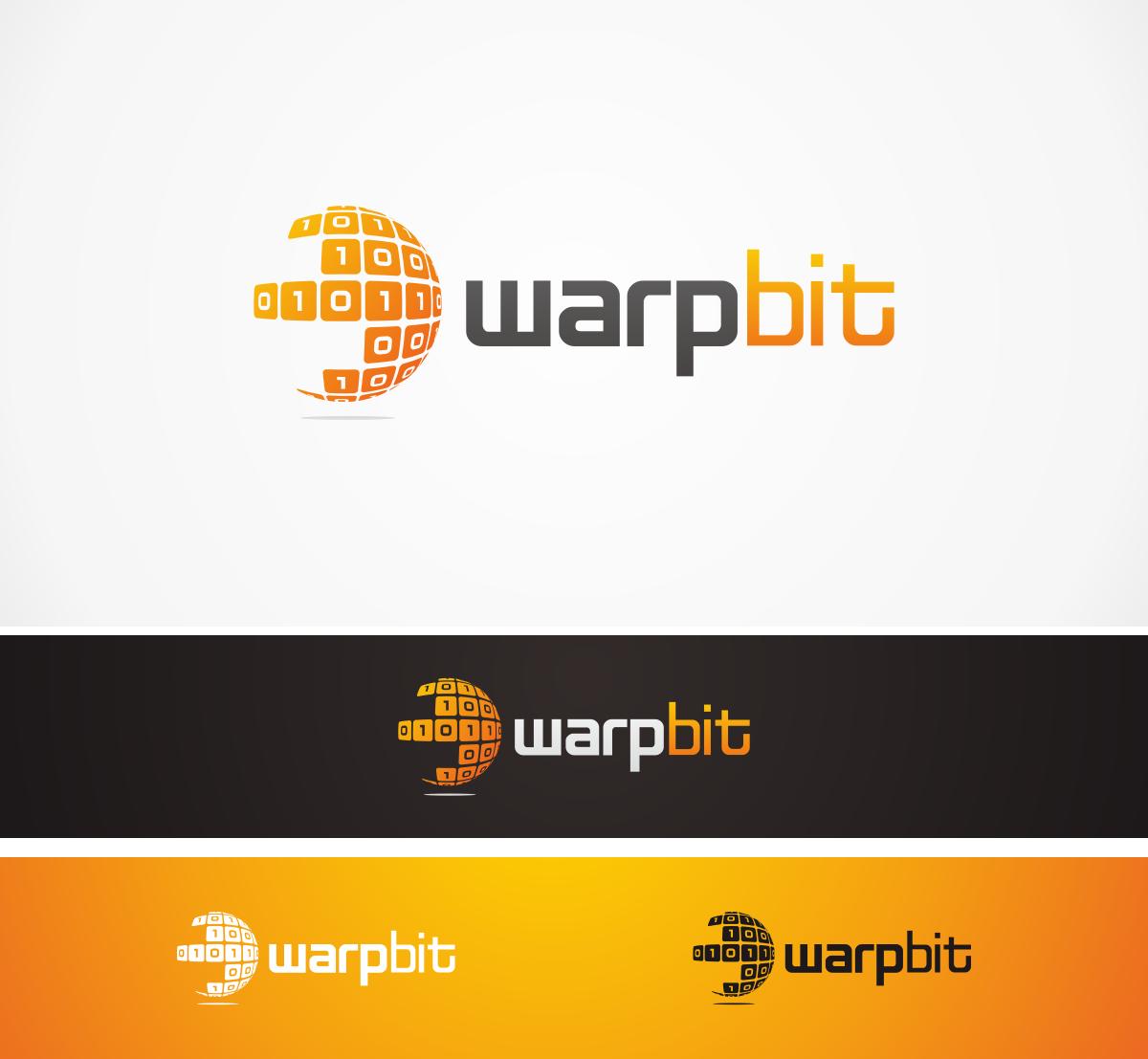 logo for WarpBit