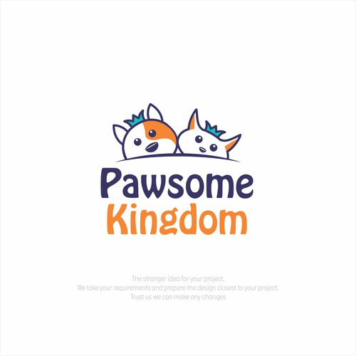 PAWSOME KINGDOM