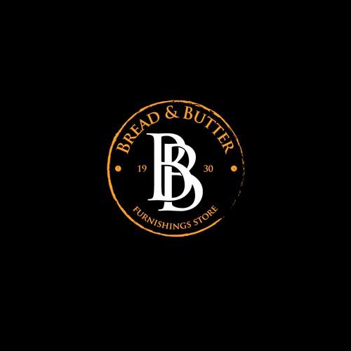 Furnishing store logo design