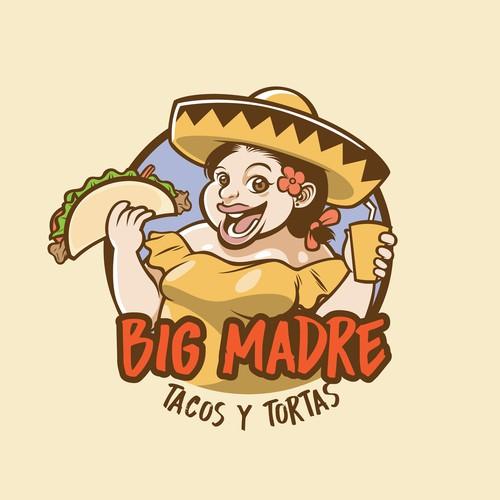 Logo for Big Madre
