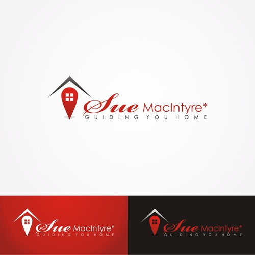 New logo wanted for Sue MacIntyre, sales representative (or Asterisk)