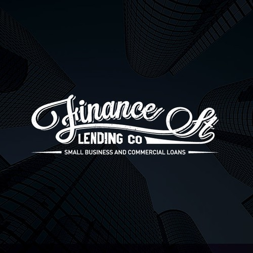 Retro Style Finance Design