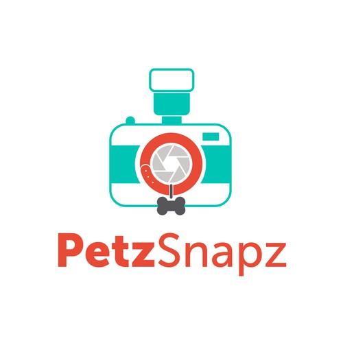 PetzSnapz logo