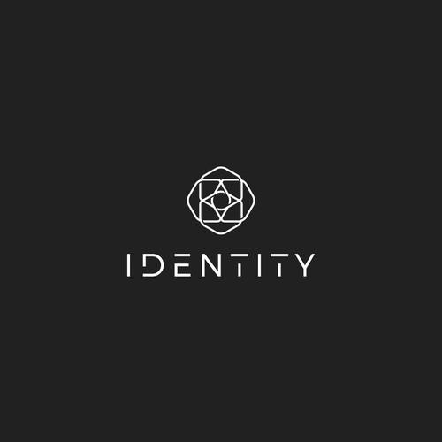 logo concept for IDENTITY
