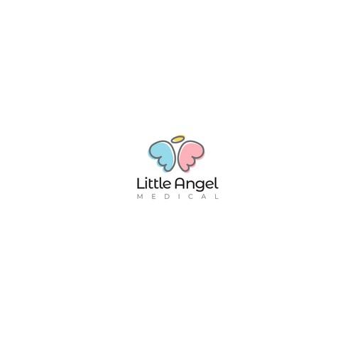 Little Angel Medical App Logo