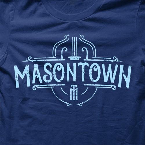 T shirt Design for Masontown!!!