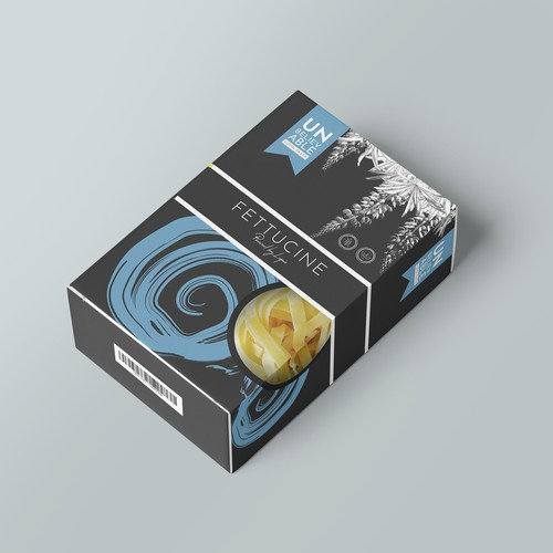 Pasta packaging - Powered by Lupine