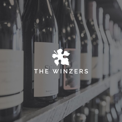 Wine label logodesign