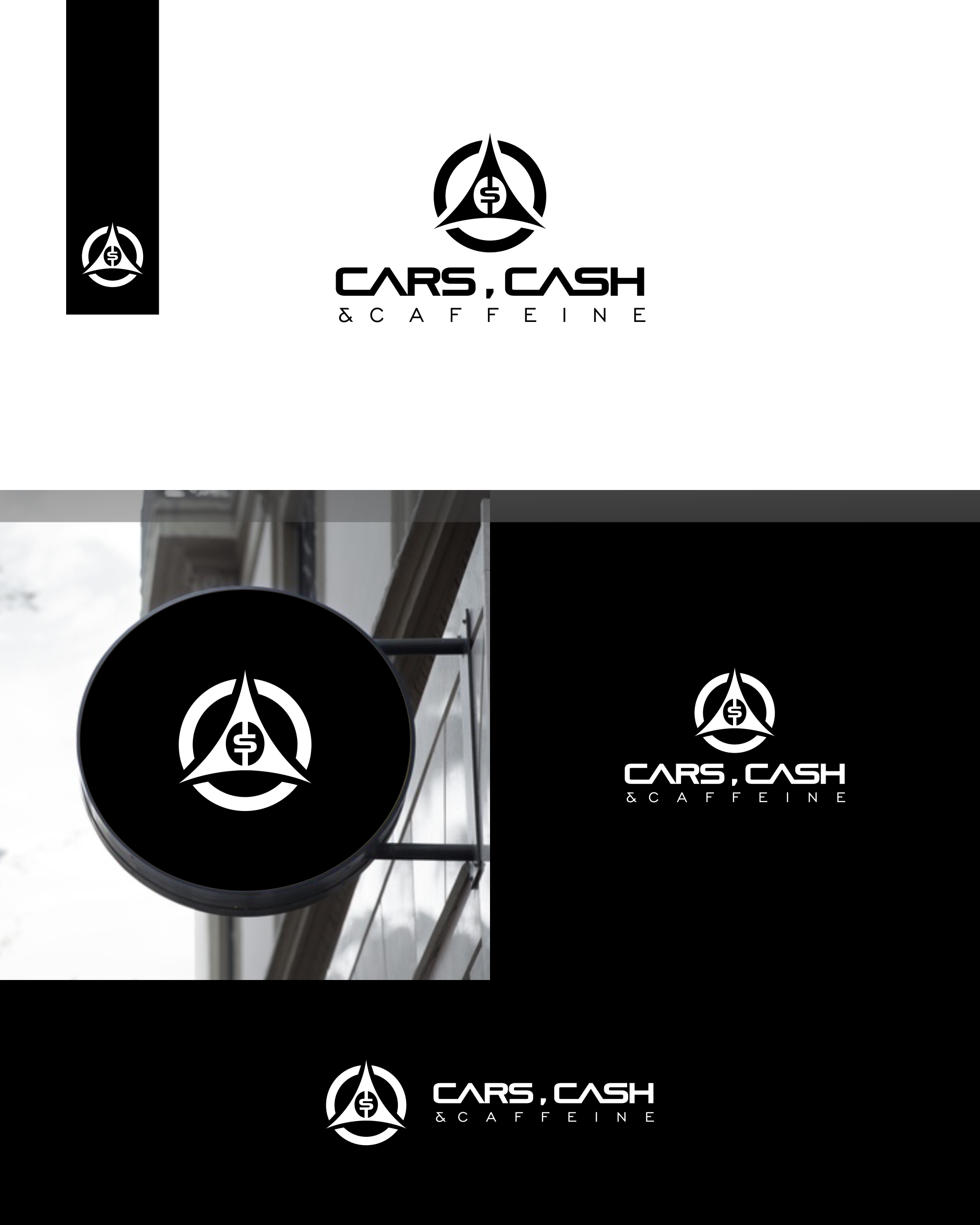 We Are Combining Entrepreneurship/Networking with Cars & We Need A Logo!
