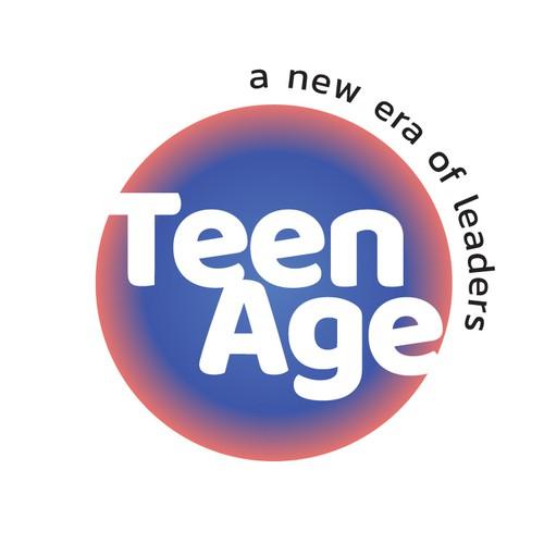 Bold logo for TeenAge