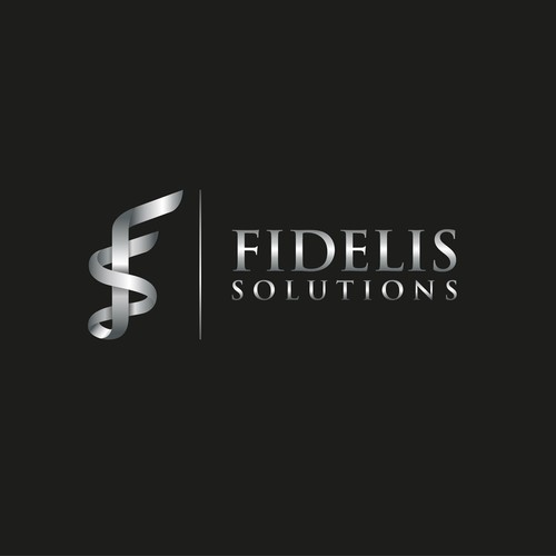 Help Fidelis Solutions Inc with a new logo