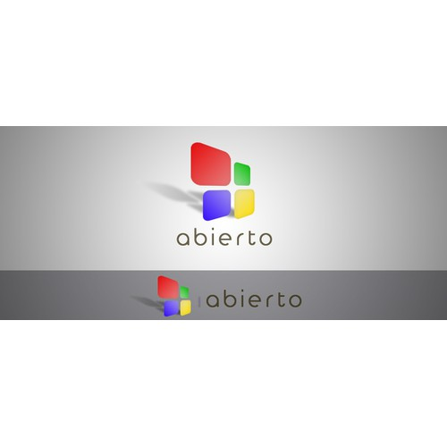 Help Abierto with a new logo