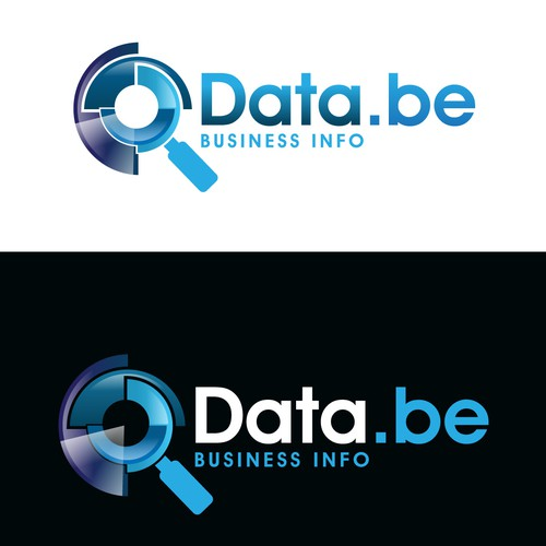 Logo concept for Data.be