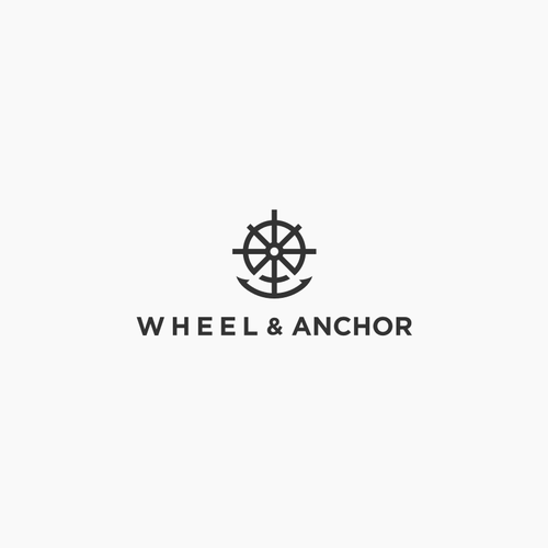Wheel & Anchor
