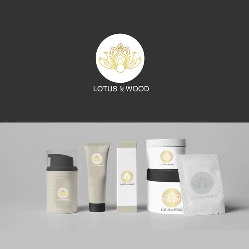 Lotus and wood