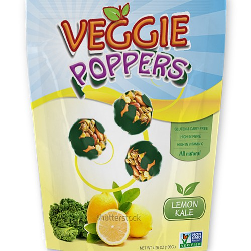 * Epic * Packaging for Veggie Poppers