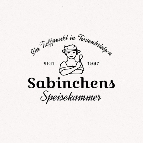 A restaurant needs to change its name, new logo!