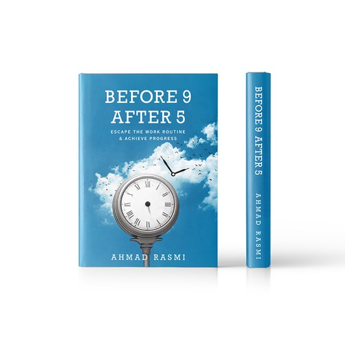 'Before 9, After 5' book cover