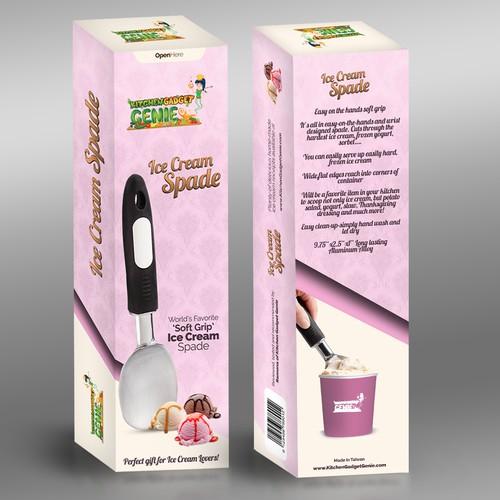 Product packaging contest