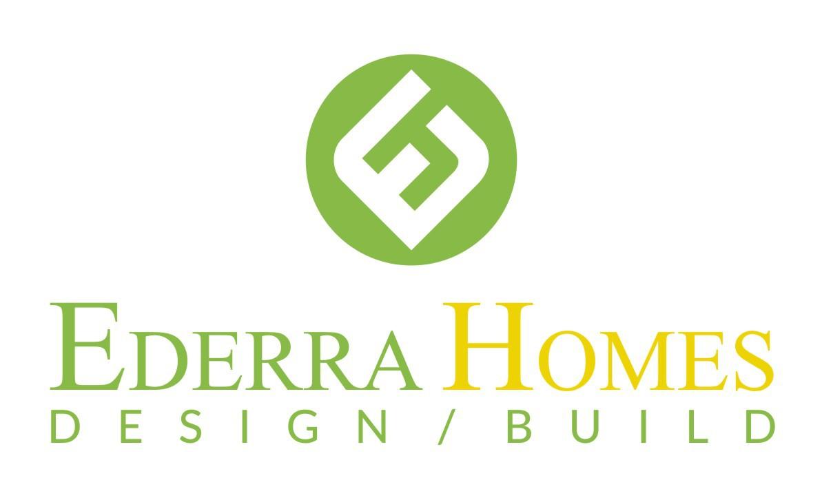 Create logo for Ederra Homes Custom Design Builder of luxury homes in Austin Texas