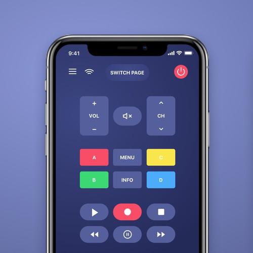 Universal Smart Remote TV