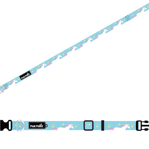 Unicorn Dog Leash/Collar Design