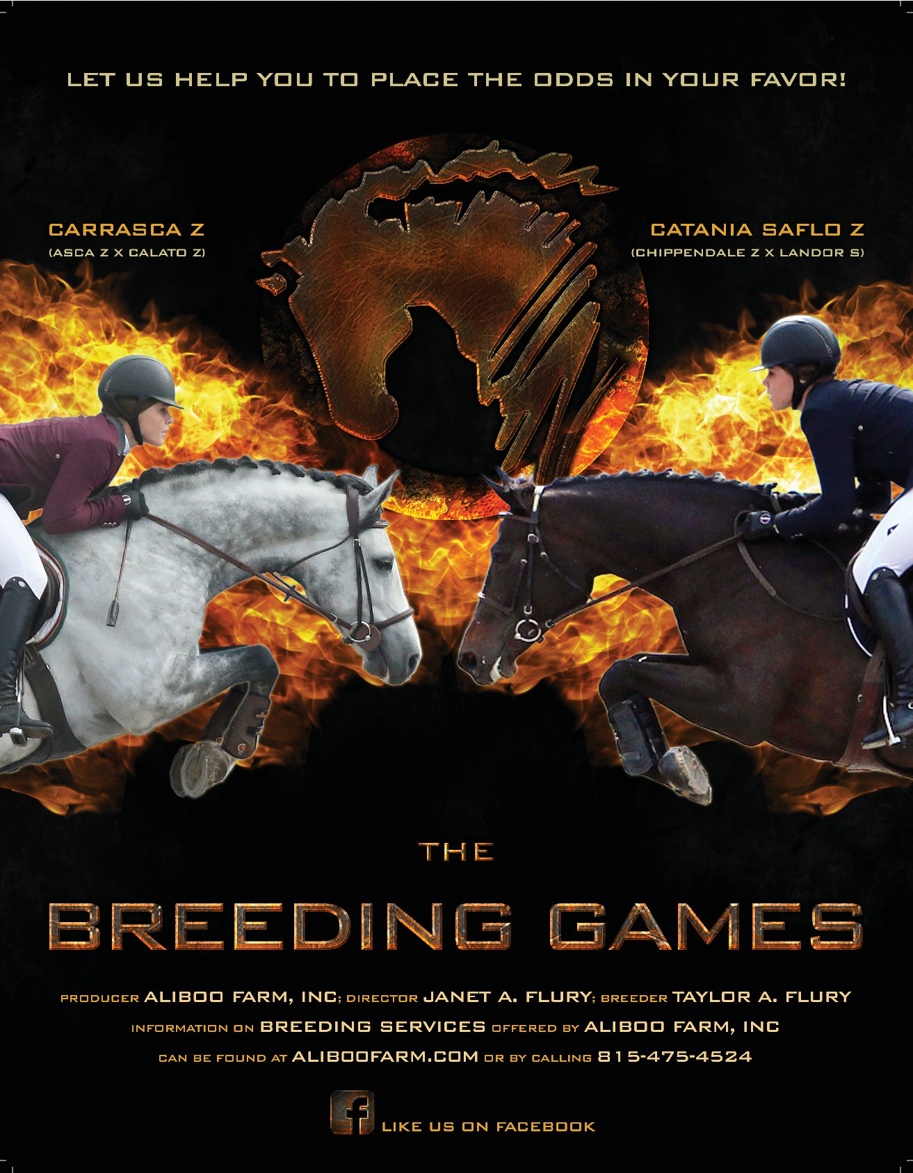 The Game of Breeding