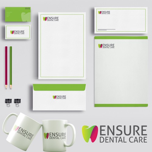 Logo Concept for Dental Clinic