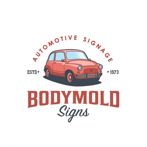Logo for Automotive Industry