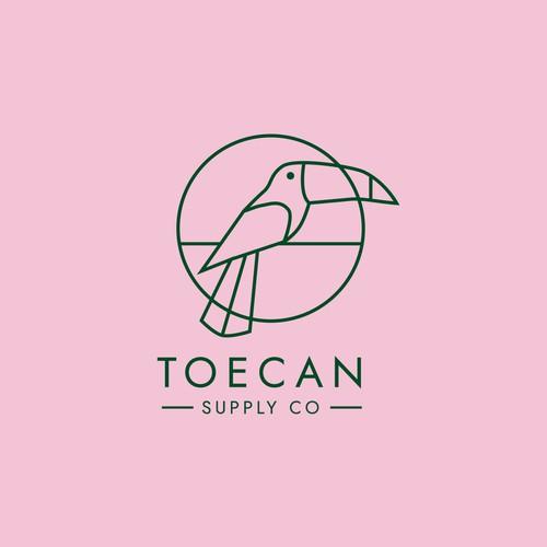 Toecan Supply Co Logo