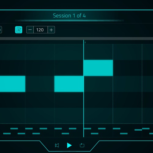 UI for track editor