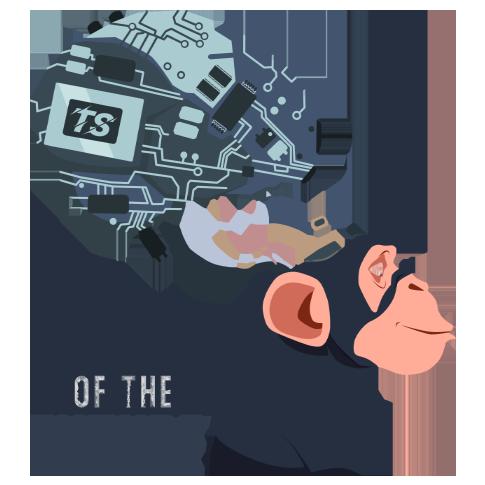 Evolution to roboting