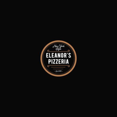Attractive logo for Eleanor's Pizzeria