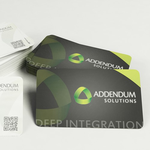NeedLETTERPRESS Business Cardfor a brave company!