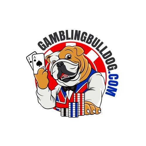 Logo for gamblingbulldog.com