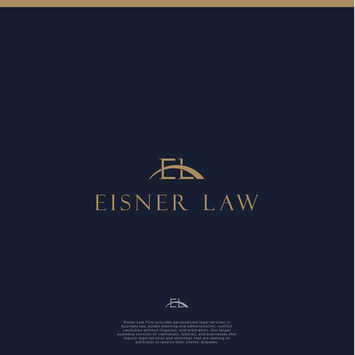 Logo Concept for Eisner Law
