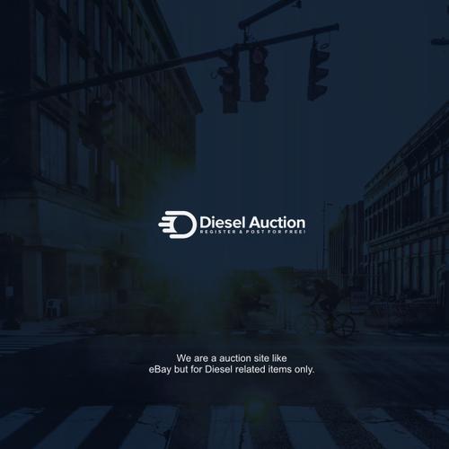 diesel auction logo