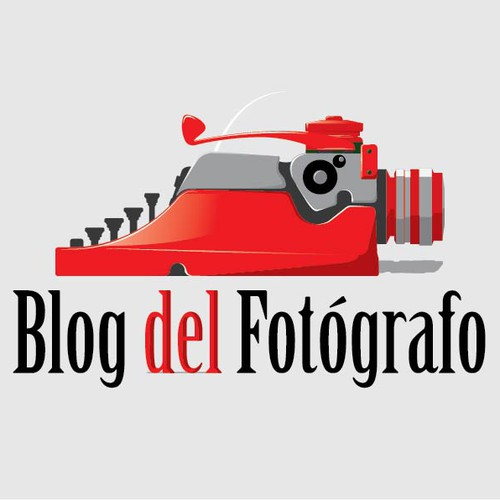Photography Blog logo/illustration