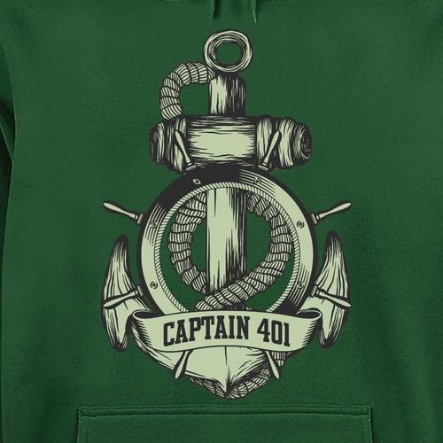 captain 401