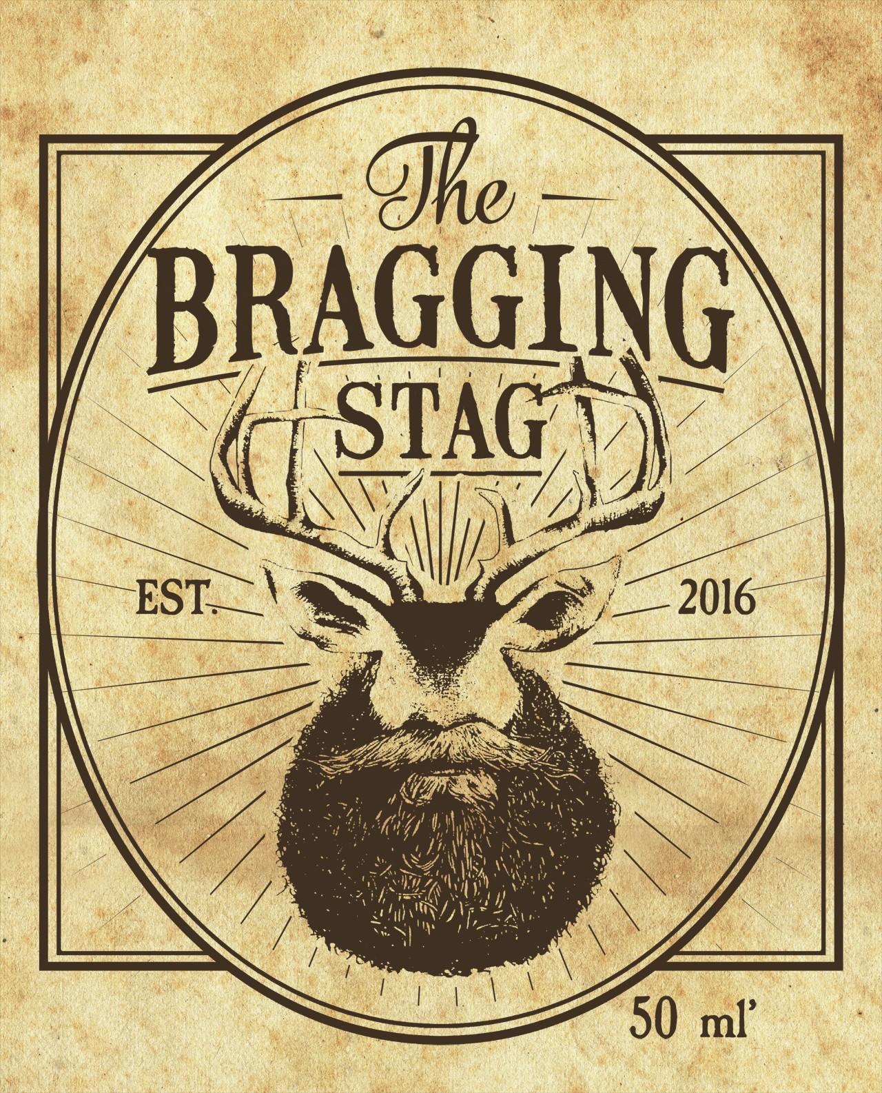 Beard Oil Logo Needing Finalized!