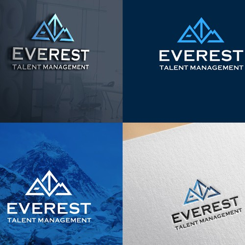 Logo design for a sports management company