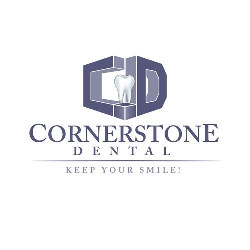 Logo for dental clinic