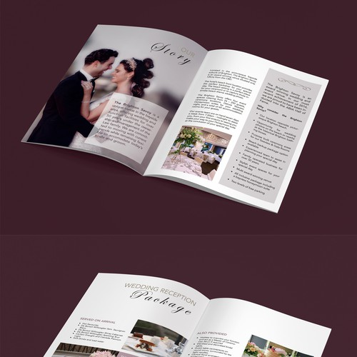 Brighton Savoy wedding brochure