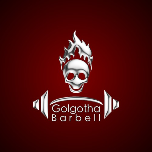 Help Golgotha Barbell with a new logo